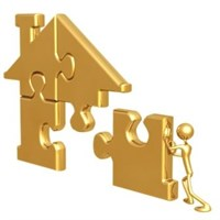 Bigstock Golden Home Puzzle 1923095